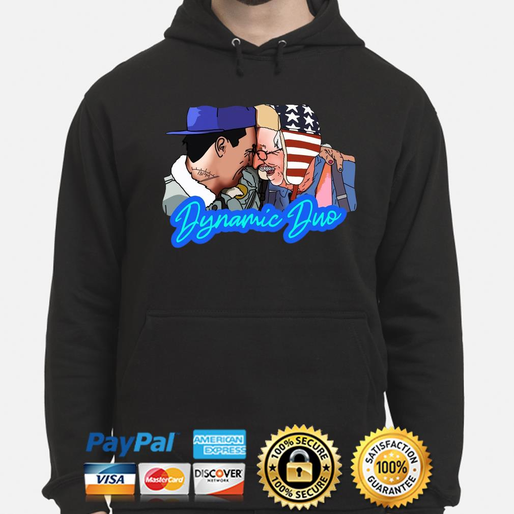 Justin Spencer and Roy Small Dynamic Duo s hoodie