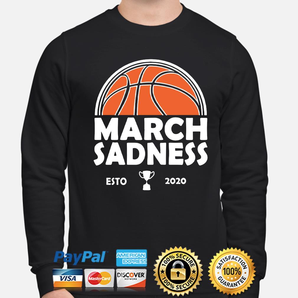 March Sadness Esto 2020 s sweater