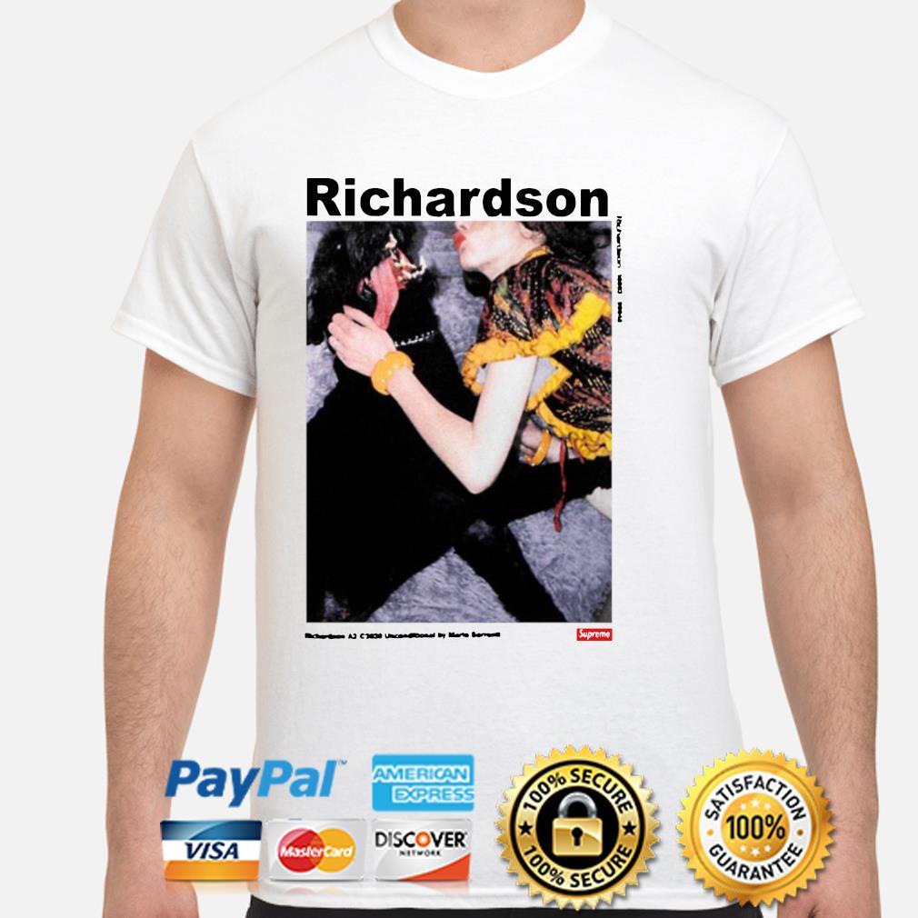 Richardson x Supreme Unconditional Collaborative shirt