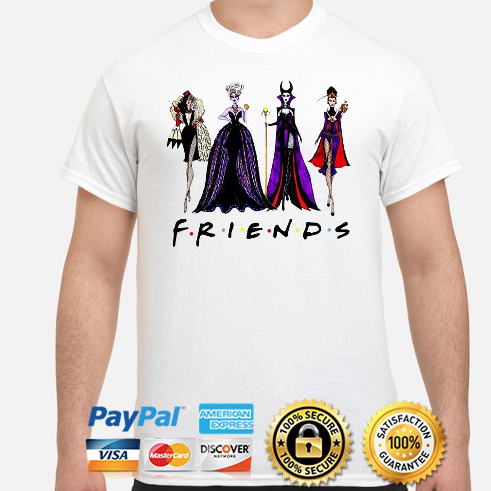Maleficent Villain Friends shirt
