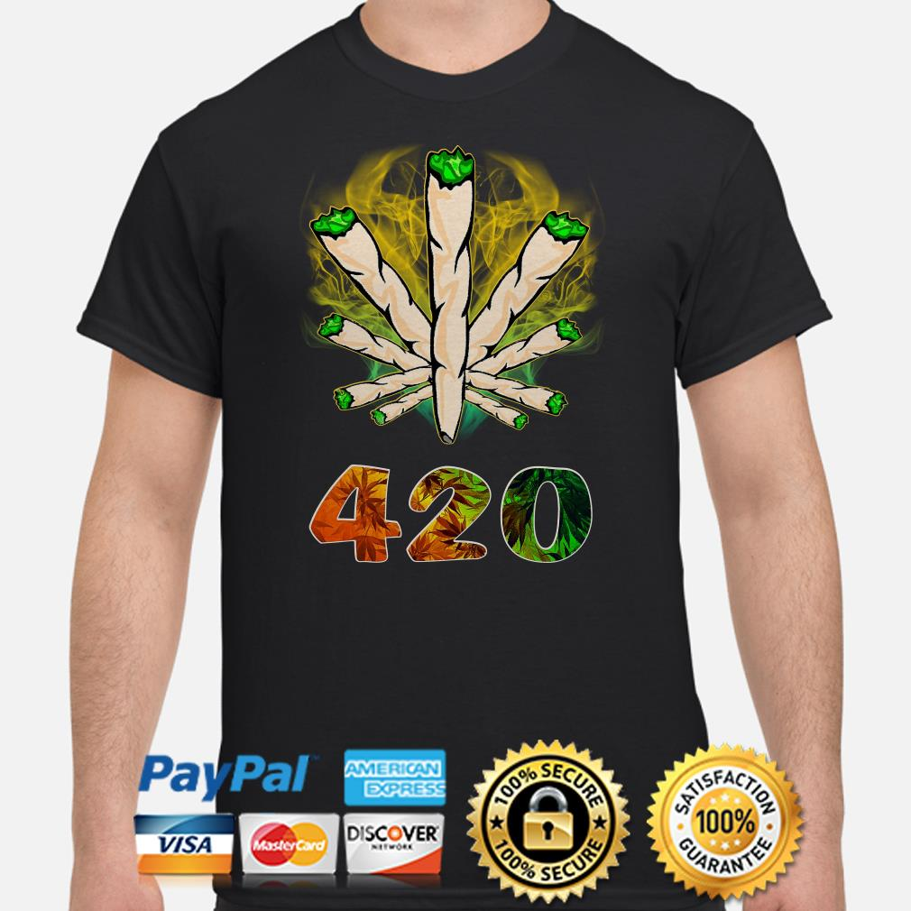 Cannabis 420 shirt