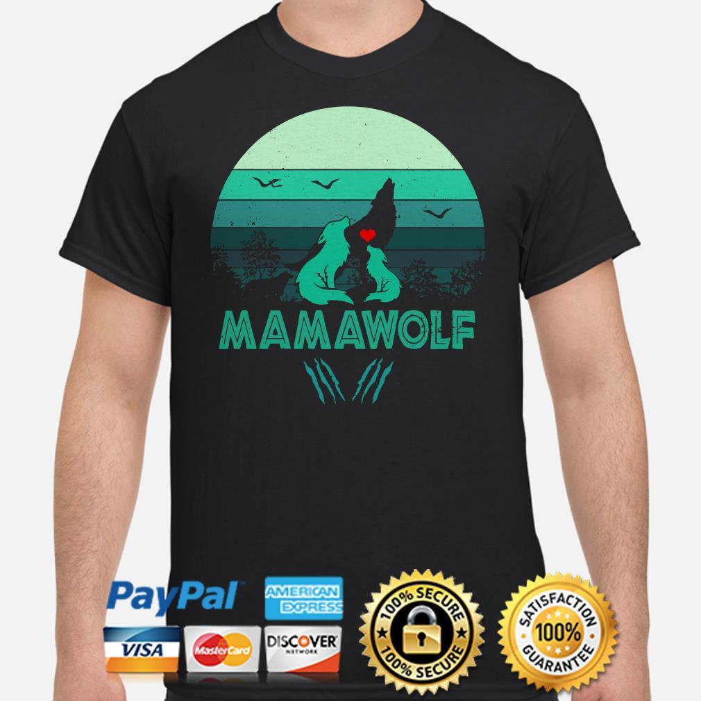 Mamawolf Vintage shirt