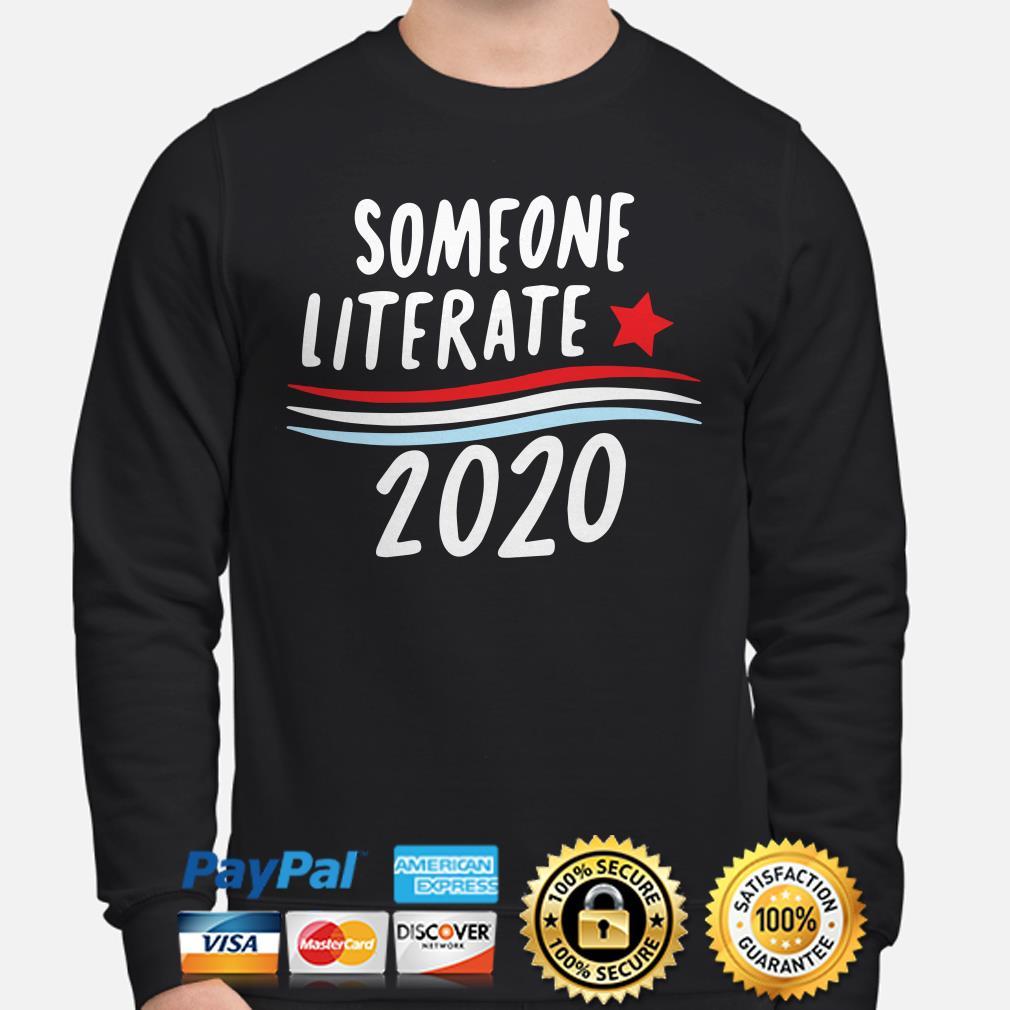 Someone Literate 2020 Sweater