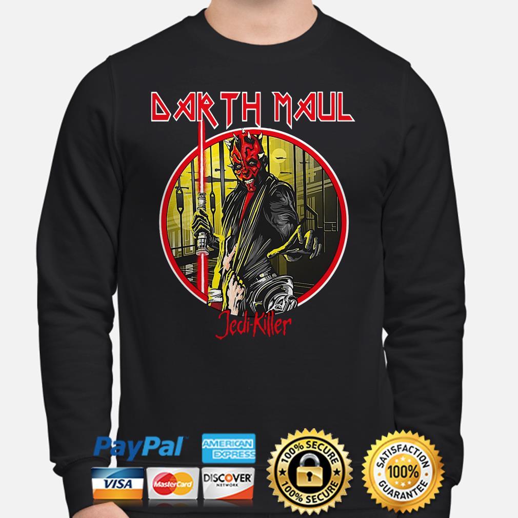 Iron Maiden Darth Maul Jedi Killer Sweater