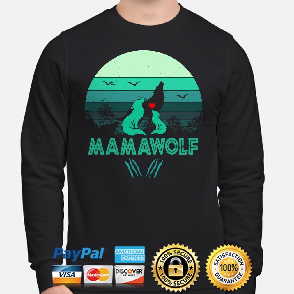 Mamawolf Vintage Sweater