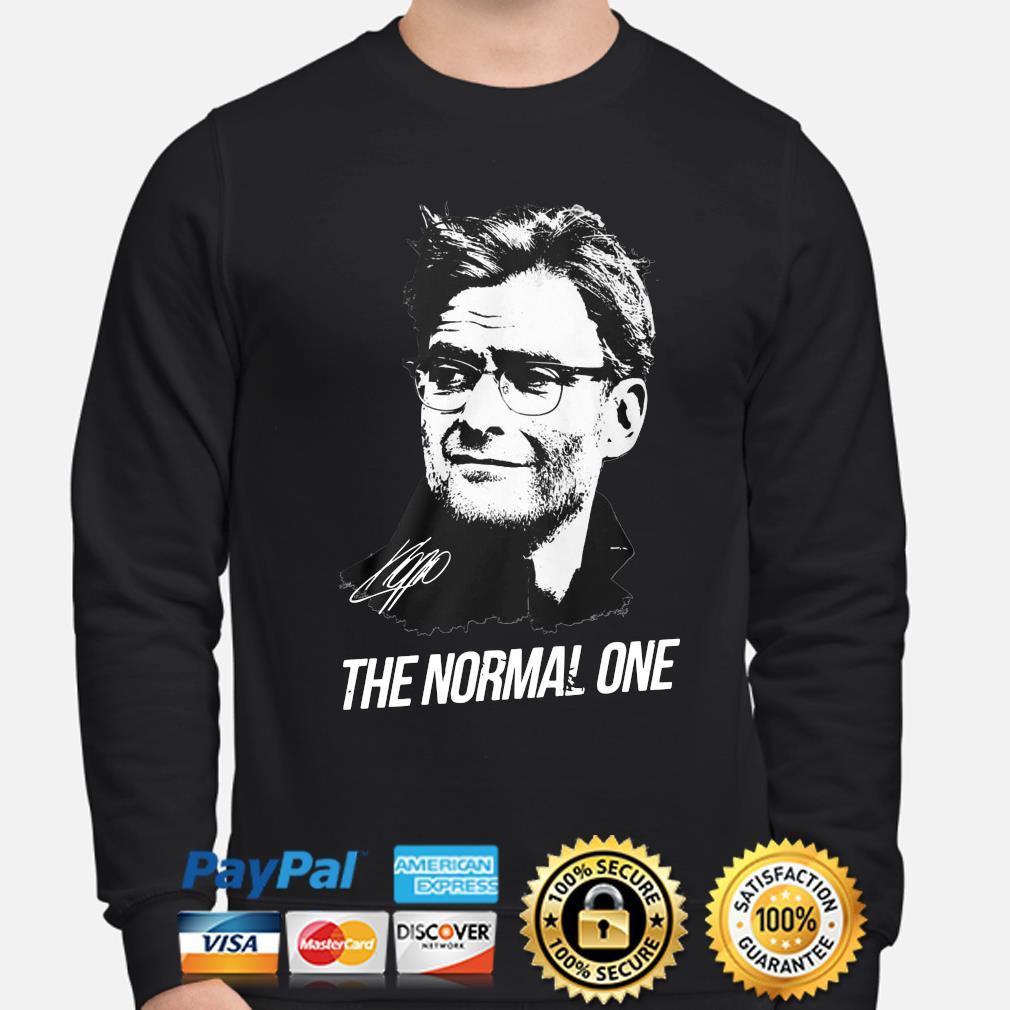 Jurgen Klopp The normal one s sweater