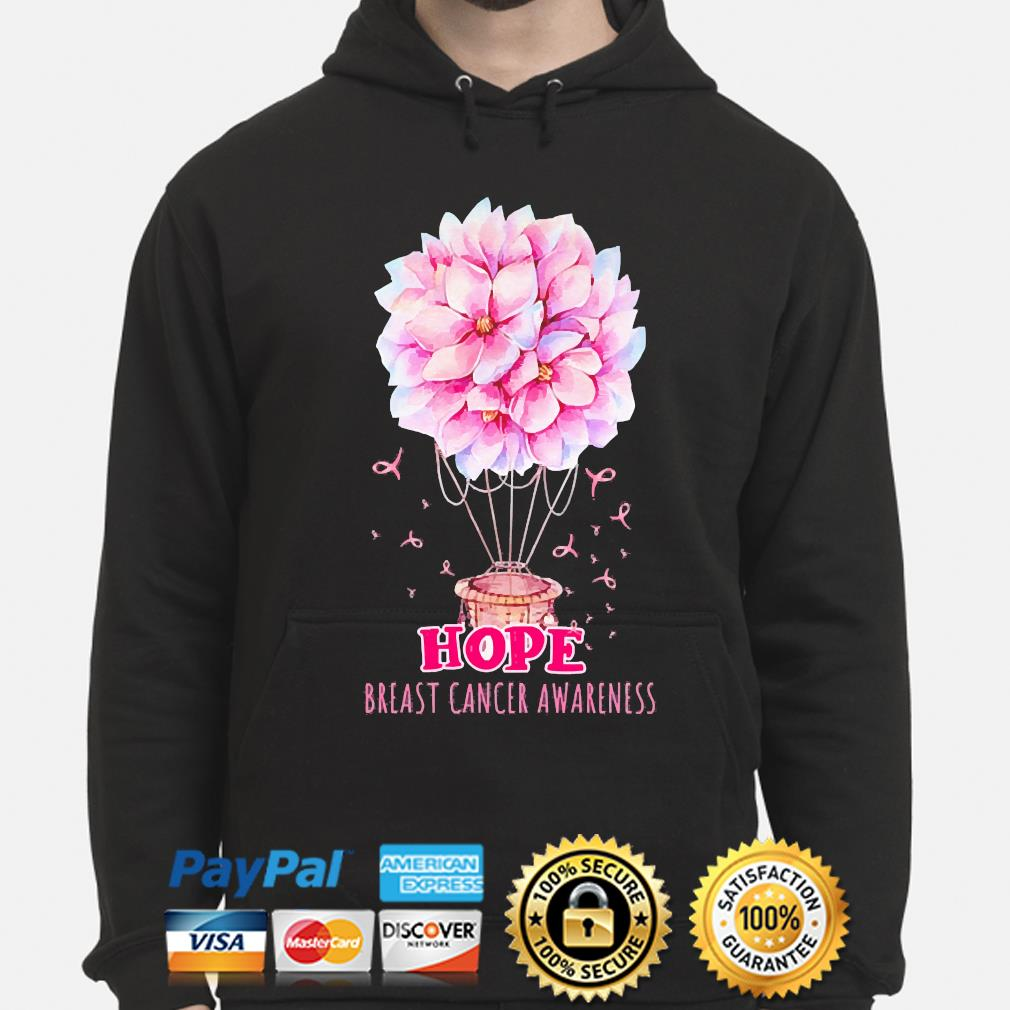 Hope Breast Cancer Awareness s hoodie
