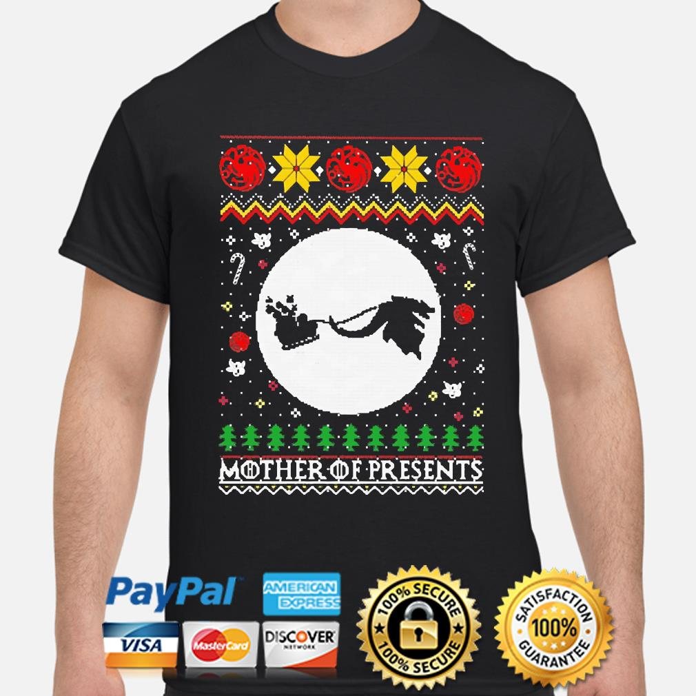 Mother of Presents Ugly Christmas sweater