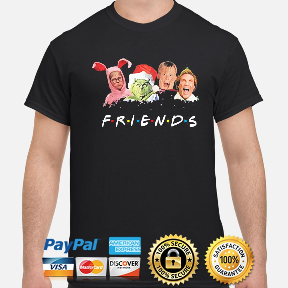 The Grinch and Friends Elf Christmas sweater