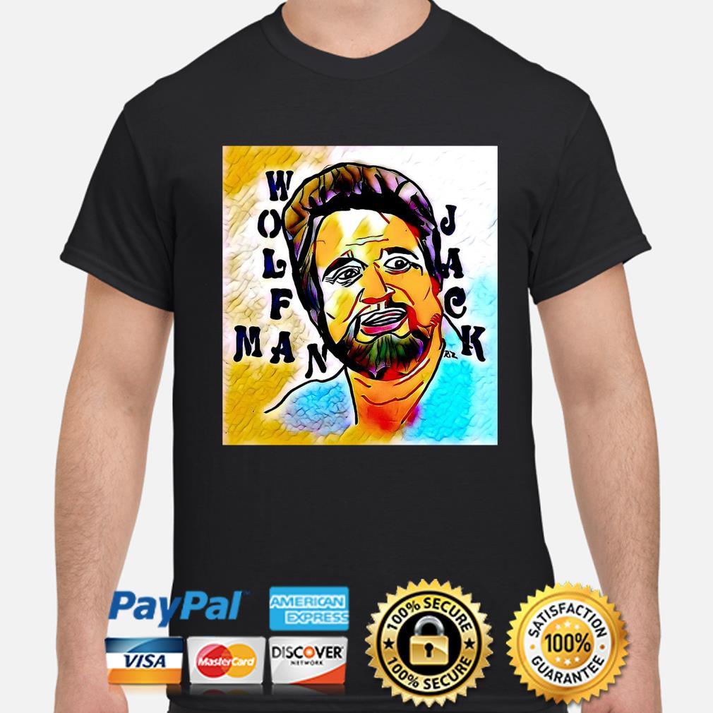Wolfman Jack shirt