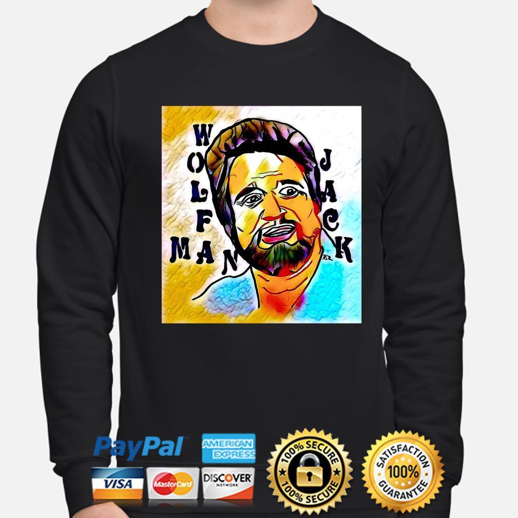Wolfman Jack s sweater
