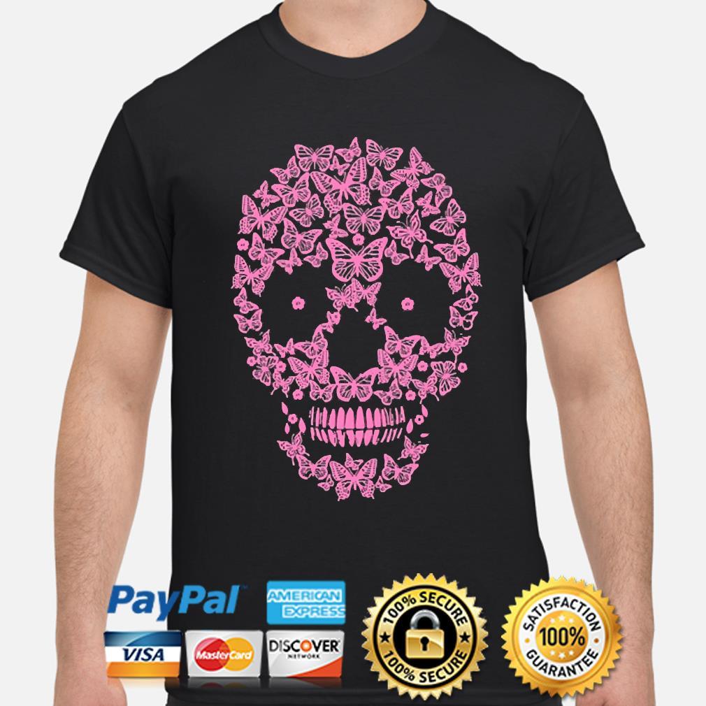 Official Skull Butterfly shirt