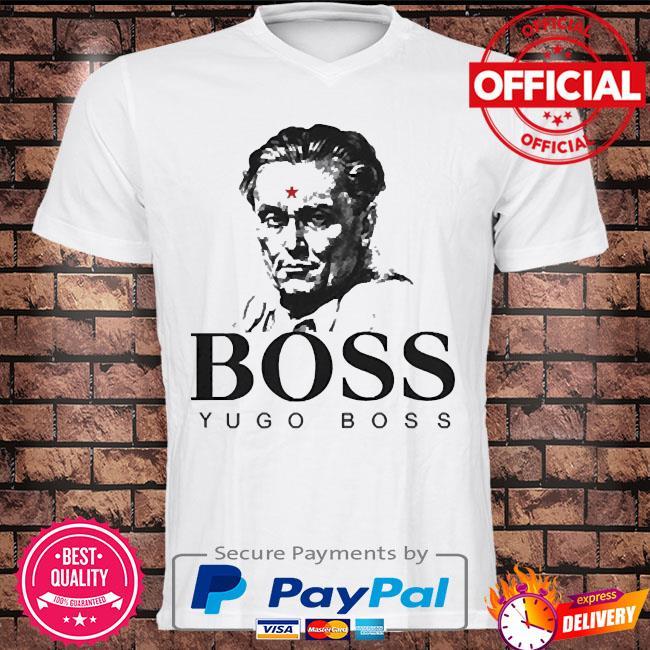 Bos Yugo Bos shirt