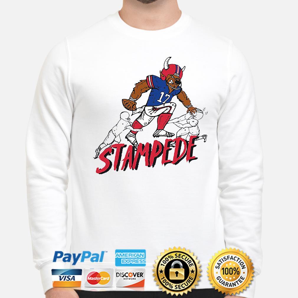 Buffalo Stampede shirt