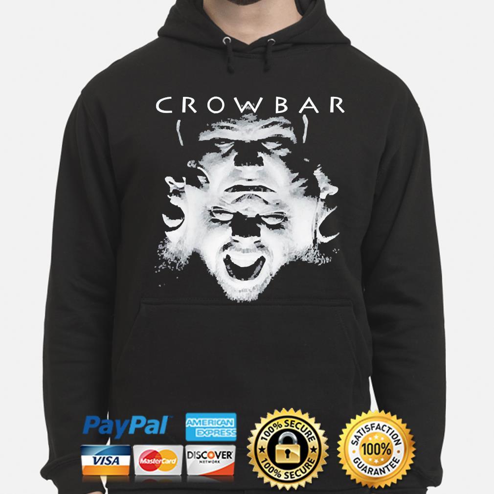 Crowbar Planets Collide s hoodie