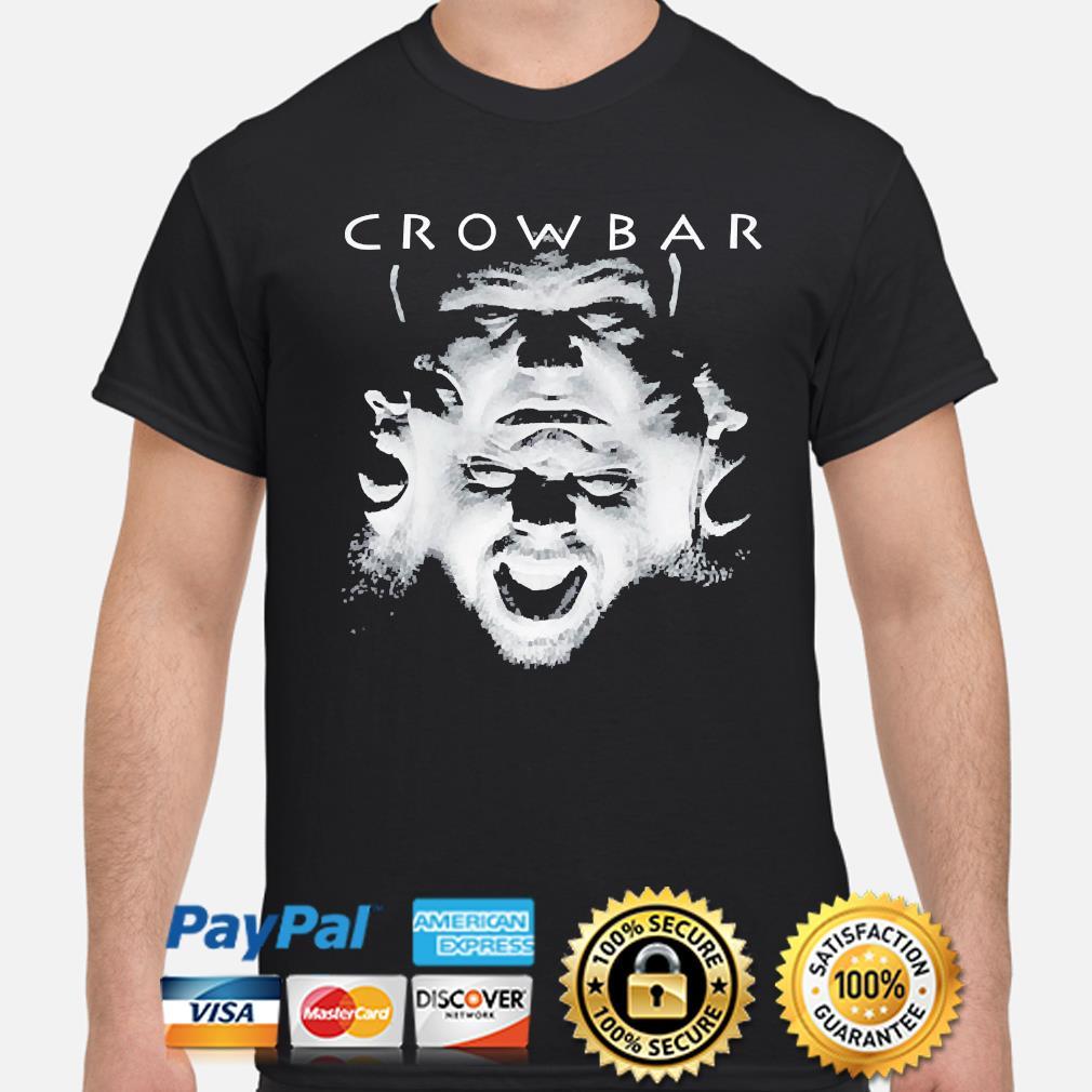 Crowbar Planets Collide shirt