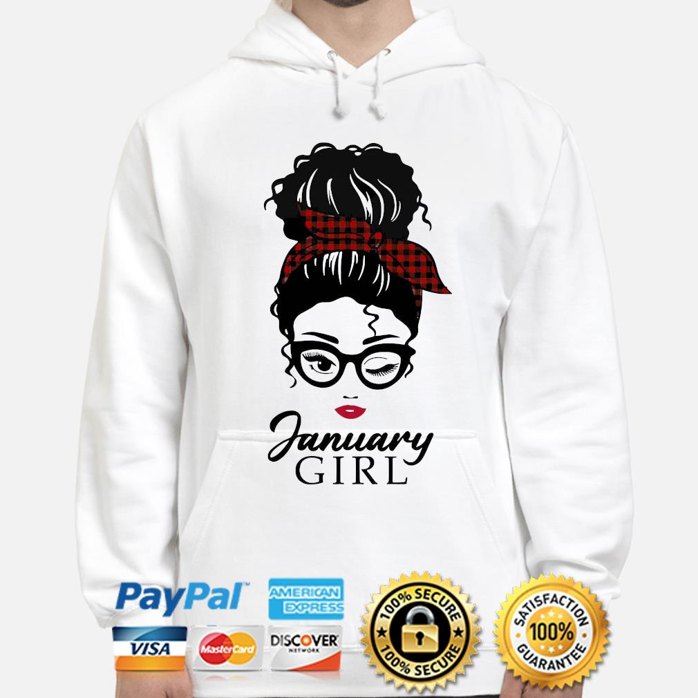 Official August girl 2021 s hoodie