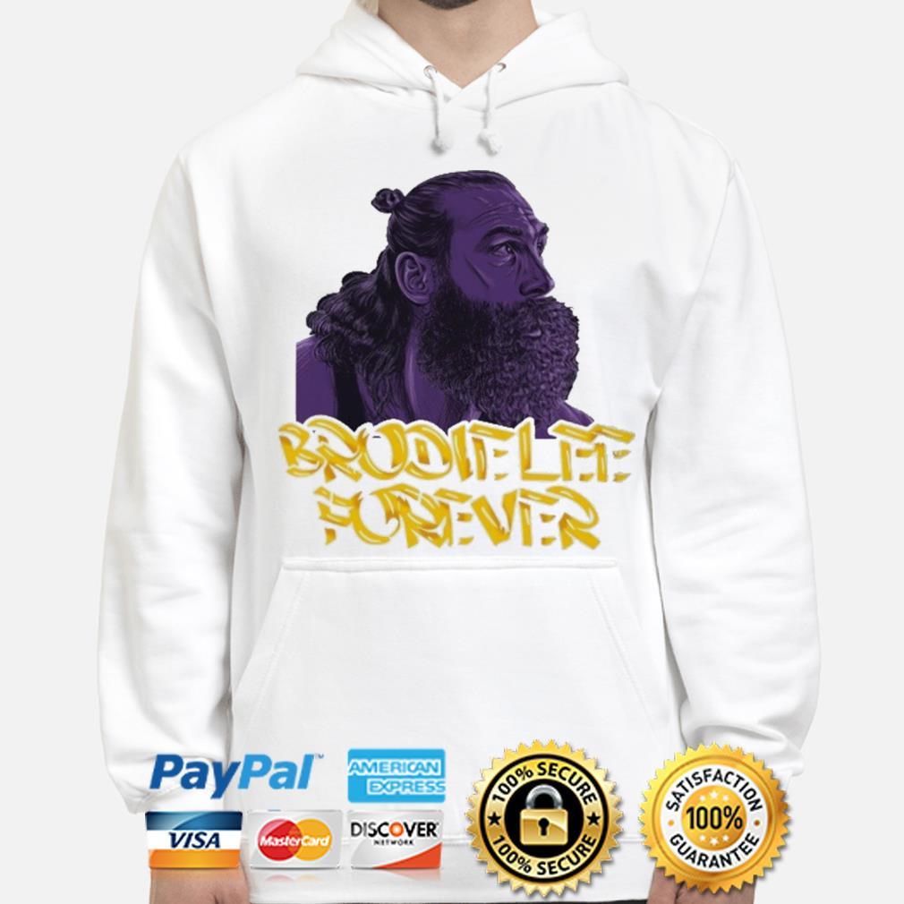 Official Brodie lee forever s hoodie