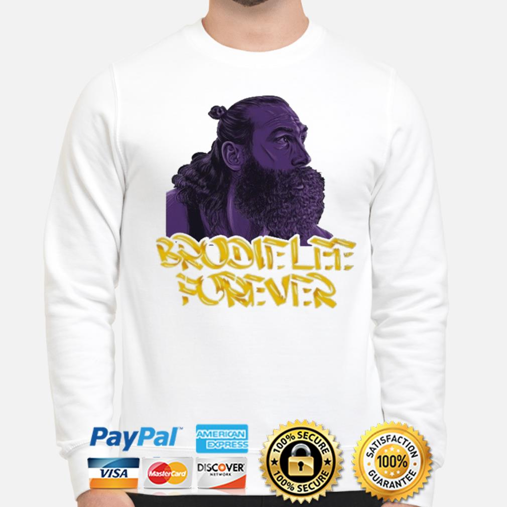 Official Brodie lee forever shirt
