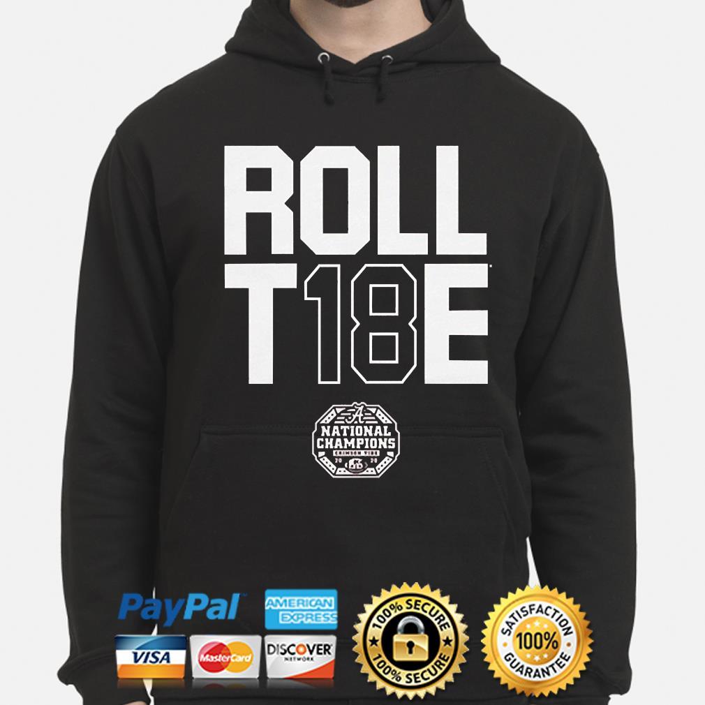 Roll t18e alabama champs s hoodie
