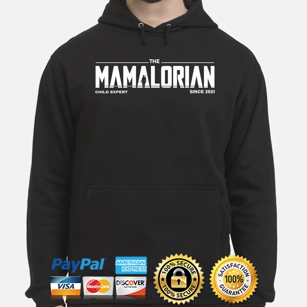 The Mandalorian child expert since 2021 s hoodie