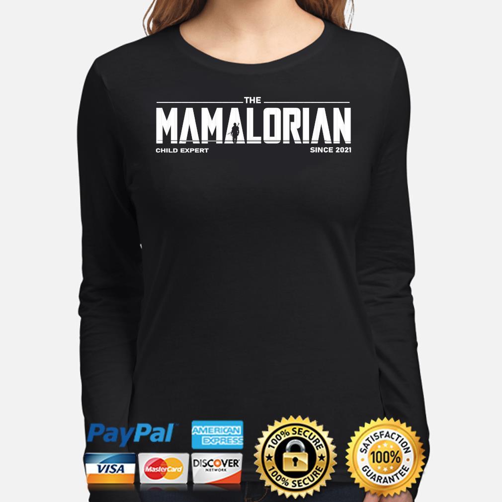 The Mandalorian child expert since 2021 s long-sleeve