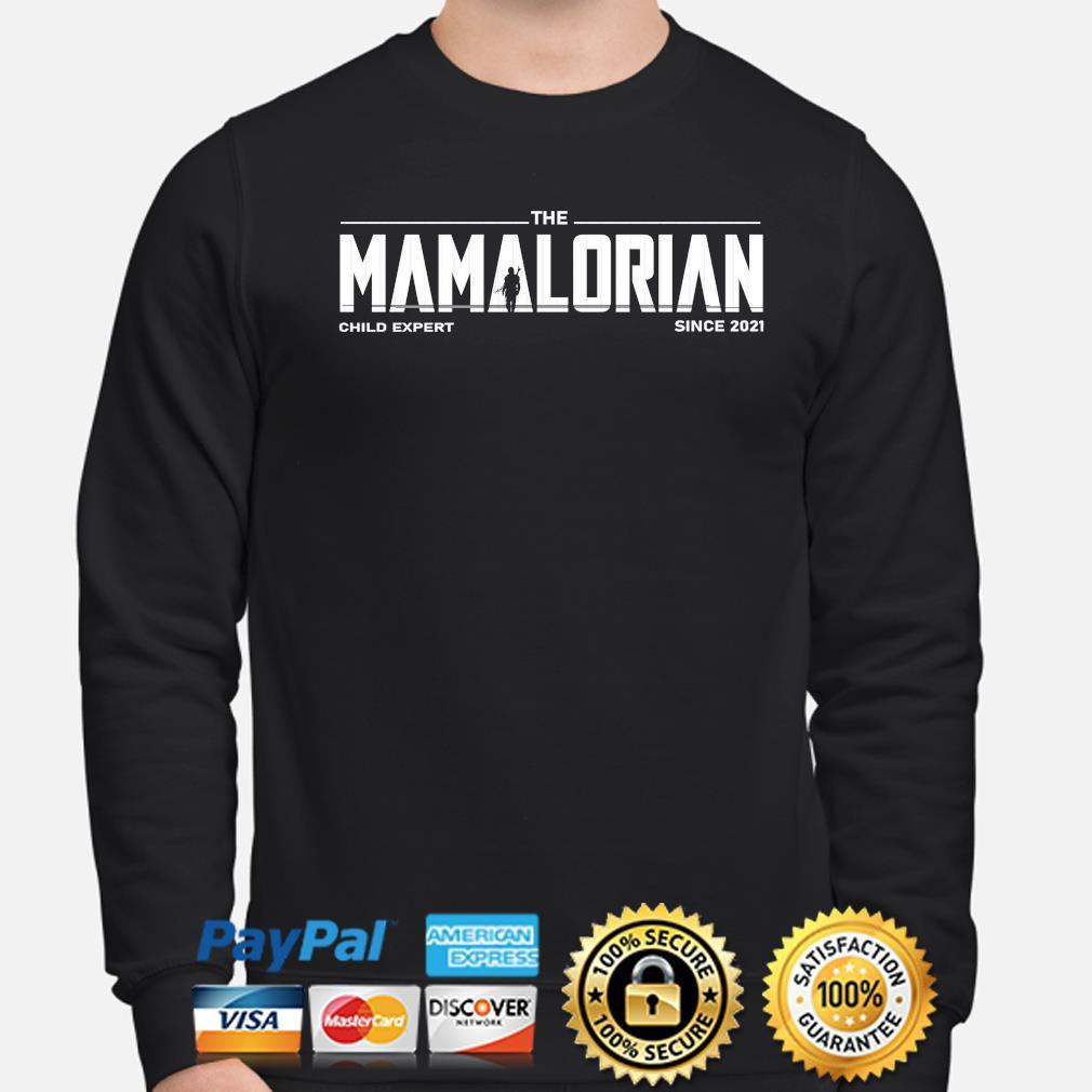 The Mandalorian child expert since 2021 s sweater