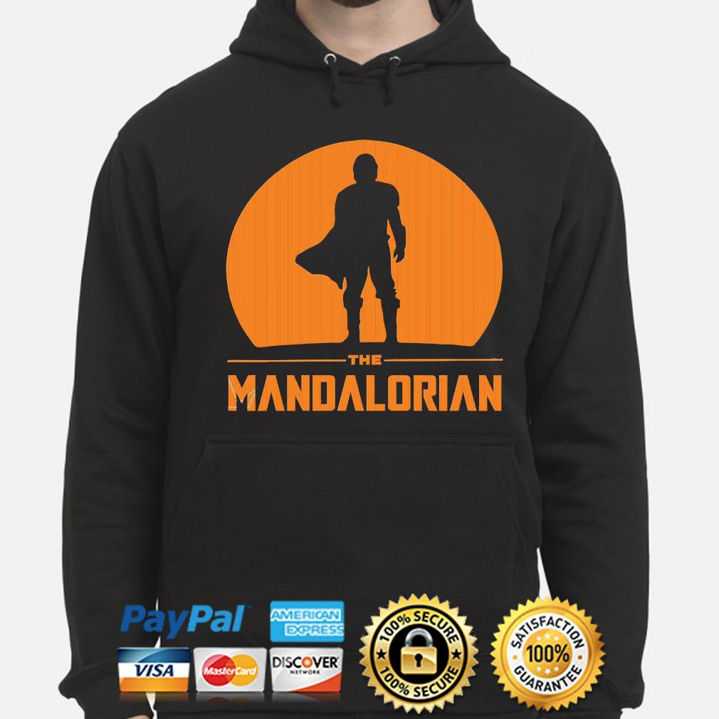 The Mandalorian s hoodie