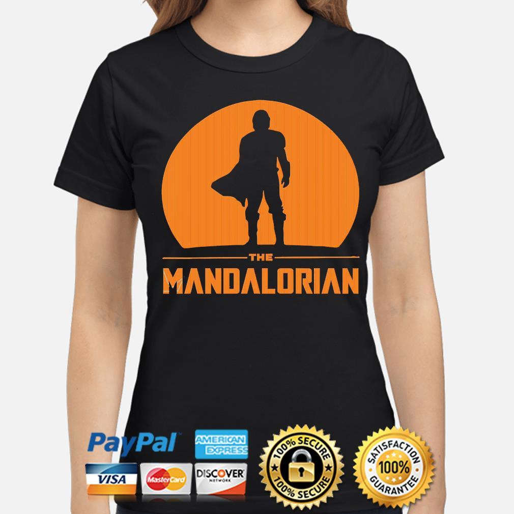 The Mandalorian s ladies-shirt
