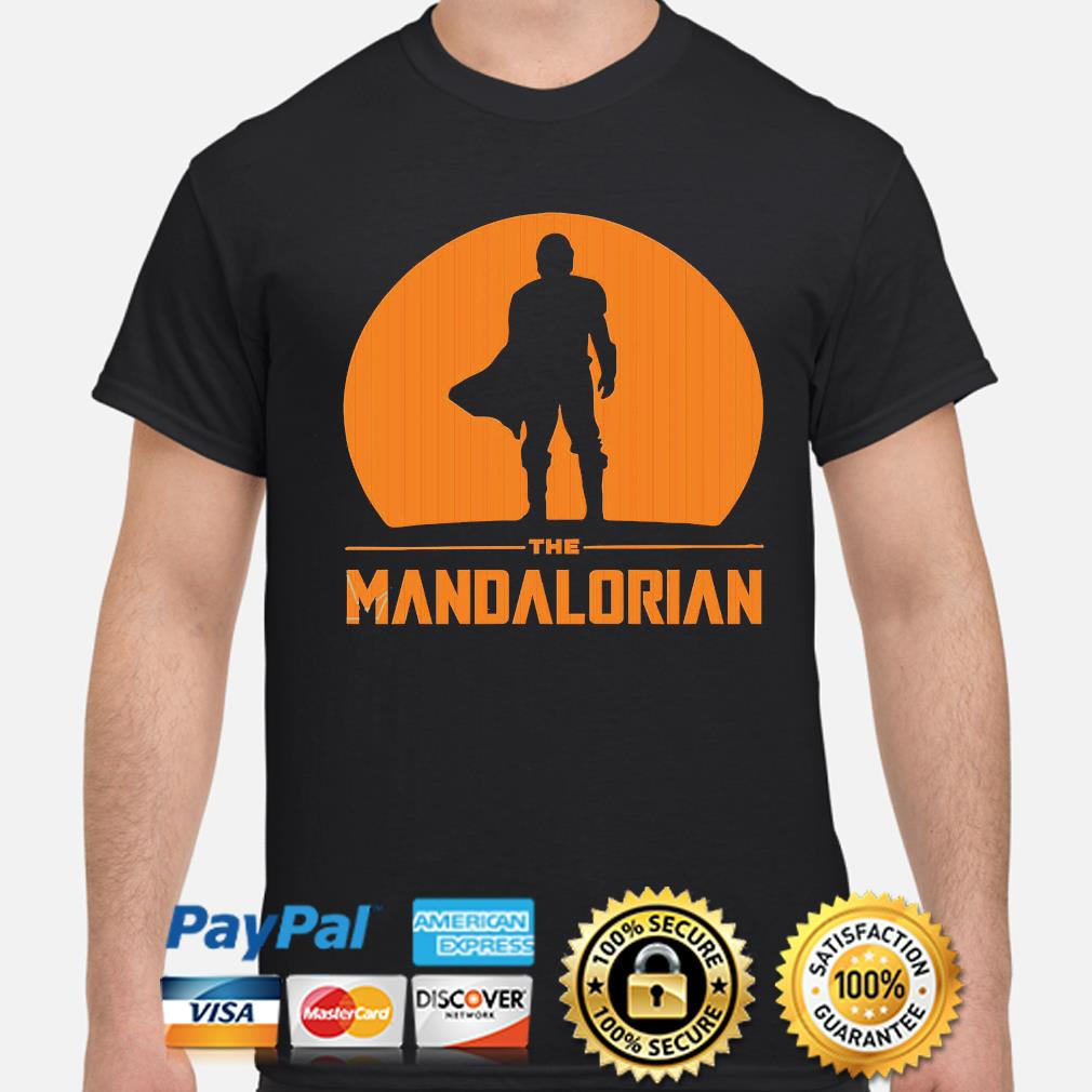 The Mandalorian shirt